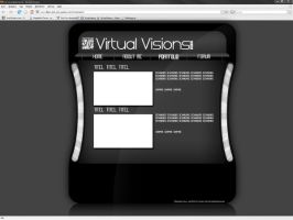 Virtual Visions Web by JaJuJi