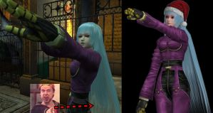Kula Diamond Ped skin Gtasa by sidneymadmax