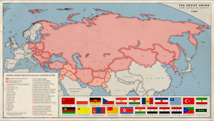 Alternative Cold War: Soviet Empire 1960 by Kuusinen