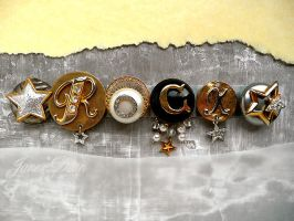 Rock Star magnets by janedean