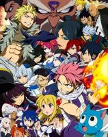 fairy tail games by sakurayuukisuki