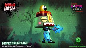 BHB BOTS Inspectrum Vamp Wallpaper by SpicyHorseOfficial