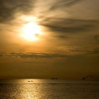 thai boats early am by i-shadow