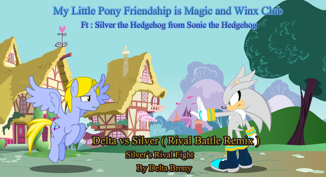 Delta vs Silver (Rival fight) by trungtranhaitrung