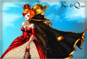 King x Queen by iamAsami