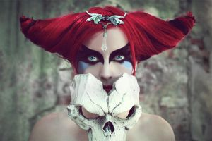 Faun by BloodyKyra