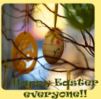 Happy Easter by Interna