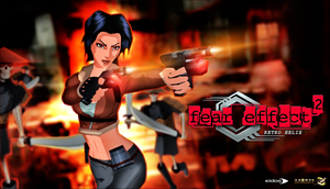 Fear Effect 2 - Retro Helix Wallpaper 5 by FearEffectInferno