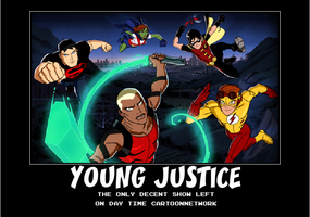 Young Justice by Autocon-Femme
