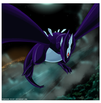 .:Shadow Lugia:. by PEQUEDARK-VELVET