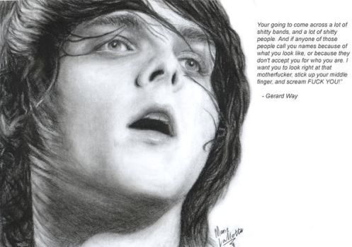Gerard Way. by lamotta94