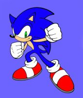 Sonic the Hedgehog by Soniclifetime