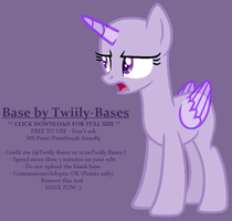 MLP Base 309 by Twiily-Bases