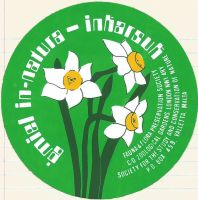 Environmental stickers (18) by Faunamelitensis