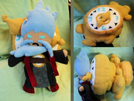 LoL Zilean Plush by XOFifi