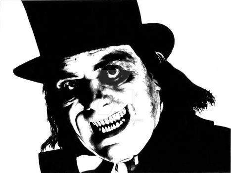 Lon Chaney, London After Midnight by stephenburger
