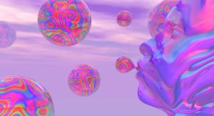 Mind Blowing Bubbles by Strange-Trip-Studios
