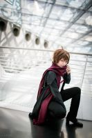 GUILTY CROWN: Pausing by GianMarqu