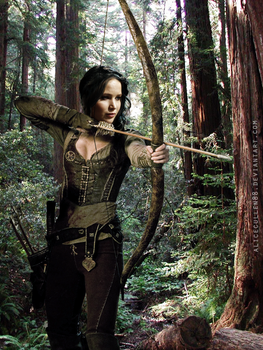 Katniss Everdeen manipulation by AliceCullen88