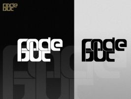 Fade Out Logotype by fERs
