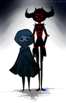 creepypasta: storybook monsters by m5w