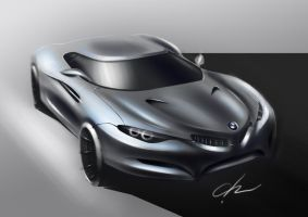 concept BMW by ChrysRoos