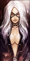 Black Cat by StarkSCII
