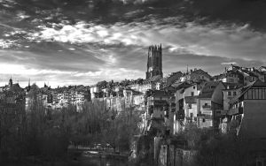 fribourg - mon amour V by playelements