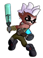 .: Ekko Squid :. by I-Could-Be-Better
