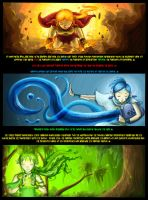 The History of Hyrule by pettyartist