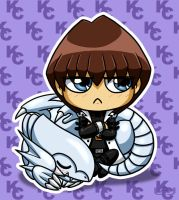 Kaiba with BEWD by Red-Flare