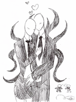 Slender Love by RandomNinjaKitty