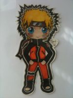 Chibi Naruto by DeadStarDragon