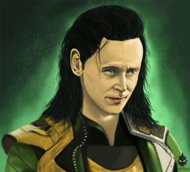God Of Mischief by Lord-Rain
