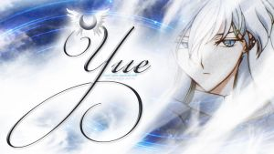 Yue, The Moon Guardian by Moniquiu