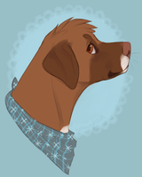 Ridgeback by hathound