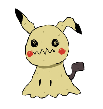 I wanna be the pika chu by WaywardDoodles