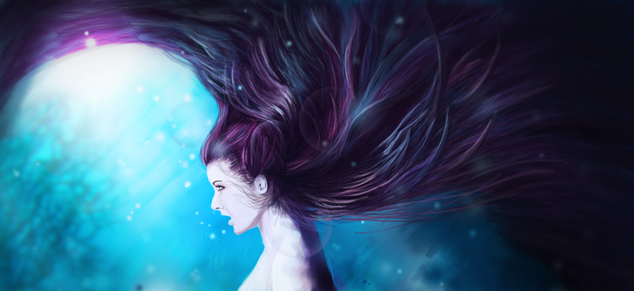 Siren Speedpaint by Zola85