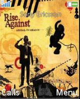 Rise Against themes by streetkay07