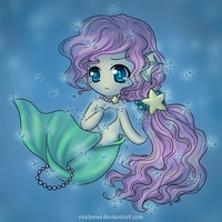 Little Seafoam by Raichana
