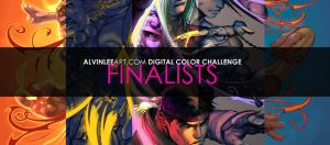 COLOR CHALLENGE FINALISTS by alvinlee