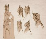 Demons and Other Ilk: Samael Advisor by dapper-owl