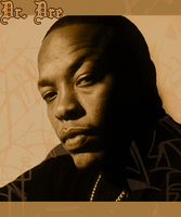 Dr. Dre Poster by PirateWoody