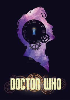Doctor Who by Miyacheshire