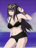 2nd ANYSC 2014 extra - #1 Tharja by Sokloeum