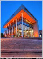 Centre Ceramique III - HDR by ThomasHabets