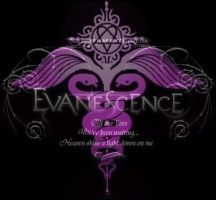 EVANESCENCE AND HIM by Frozen-Inside
