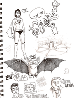 Sketchbook 2 by Girl-on-the-Moon
