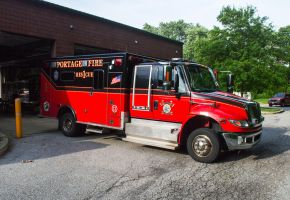 portage fire rescue 1 by wolvesone