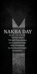 Nakba Day by graphic-resistance
